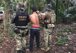 PF prende invasor de terra indígena Uru-Eu-Wau-Wau em Rondônia