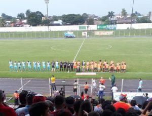 ELIMINADO – Na presença da torcida, Guaporé perde para o Ji-Paraná e está fora da competição