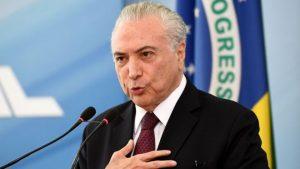 Justiça manda soltar ex-presidente Michel Temer e outros presos na Operação Descontaminação