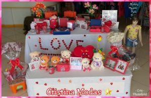 Dia dos Namorados se aproxima e a Loja Cristina Modas está cheia de novidades