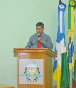 Indicação do Vereador Carlinhos (PRP) que visa fortalecer a agricultura familiar de Theobroma é aprovado