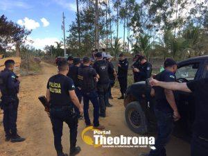 Buritis: Tiroteio deixa Policial Civil ferido e uma pessoa morta na tarde deste domingo(16)
