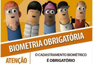 Biometria obrigatória para os eleitores do Distrito de Palmares, Antonio Conselheiro e Água Cristalina encerrará no dia 21 de agosto