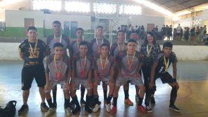 Escola Olga Dellaia de Jaru na Fase Final dos Jogos Escolares de Rondônia em Porto Velho