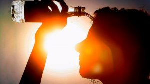 Onze cidades de Rondônia registrarão calor de 42ºC no domingo, Theobroma vai registrar 40ºC