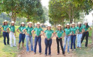 Theobroma: Veja quem são as candidatas a Rainha da 4ª Cavalgada Encontro dos Amigos