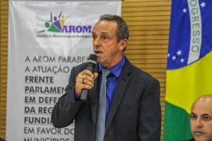 Lazinho da Fetagro reforça debate sobre regularização fundiária em Rondônia