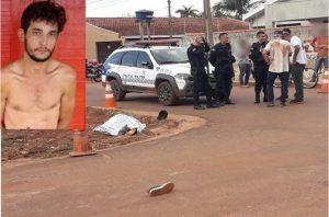 Homem ataque policiais federais e é morto a tiro em Pimenta Bueno