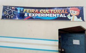 CONVITE: É nesta sexta-feira, 22 de Novembro, A 1ª FEIRA CULTURAL E EXPERIMENTAL da Escola Primavera