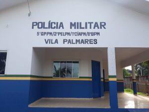 Theobroma: Convite para a inauguração do Quartel da PM de Vila Palmares, no próximo dia 29 de Janeiro, quarta-feira.