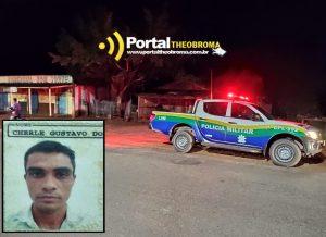 Em Theobroma, homem leva três tiros, é socorrido, mas morre a caminho de Ji-Paraná