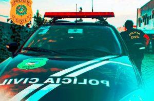 Polícia Civil prende casal suspeito de homicídio em Machadinho do Oeste