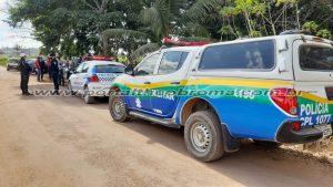 Produtores de Leite fazem protesto por falta de pagamento em frente o laticínio Tradição em Jaru