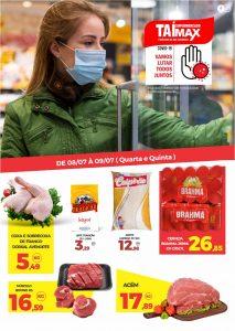 Atenção para os preços do TAÍ MAX, só nessa QUARTA E QUINTA. Aproveite!!