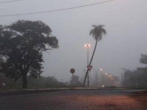 Parte de Rondônia terá friagem nesta sexta-feira, 3, indica Sipam