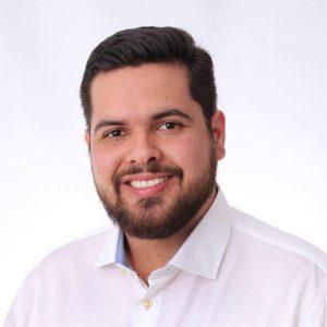 Com Covid-19, deputado estadual Jean Oliveira está internado na UTI em Porto Velho