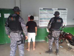 Foragido da justiça de 44 anos é recapturado pela Polícia Militar em Jaru
