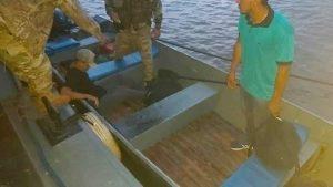 Jovem de 24 anos, ex-morador de Theobroma é preso com drogas pela Marinha Boliviana