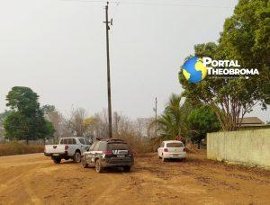 PM e PC apreendem duas armas de fogo em um sítio em Theobroma