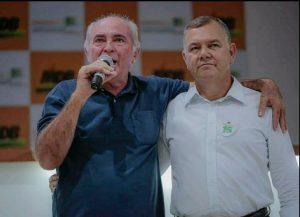 Com Bolsonaro, deputado Lucio Mosquini pede instalação de balsa em Costa Marques por Tratado Internacional