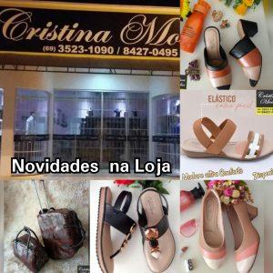 A Loja Cristina Modas Apresenta a Nova Coleção de Calçados Ultra Conforto