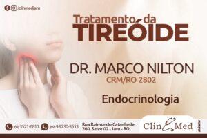 Tratamento de tireóide? A ClinMed tem a especialidade que cuida de você!