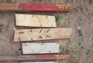 Polícia monitora fazenda e acusa invasores da LCP de usar táticas de guerrilha – Veja fotos