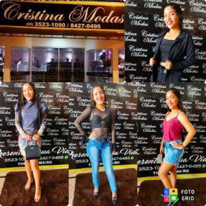 Novidade da semana na Loja Cristina Modas